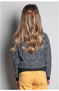 Jacket BOMBER EMMA Girl W20604G (55201) - DEELUXE-SHOP