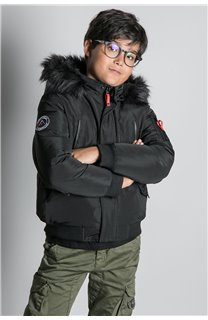 Parka PARKA SHARK Boy W20650B (55389) - DEELUXE-SHOP