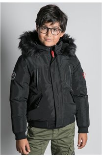 Parka PARKA SHARK Boy W20650B (55390) - DEELUXE-SHOP