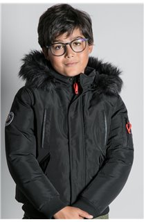 Parka PARKA SHARK Boy W20650B (55392) - DEELUXE-SHOP