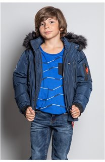 Parka PARKA SHARK Boy W20650B (55394) - DEELUXE-SHOP