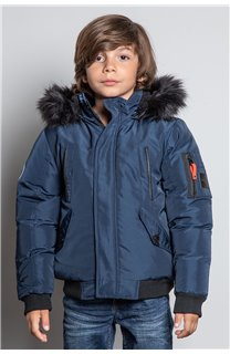 Parka PARKA SHARK Boy W20650B (55395) - DEELUXE-SHOP