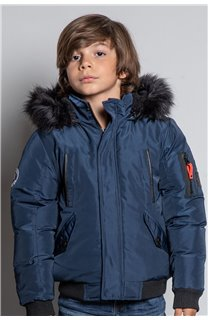 Parka PARKA SHARK Boy W20650B (55397) - DEELUXE-SHOP