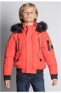 Parka PARKA SHARK Boy W20650B (55400) - DEELUXE-SHOP