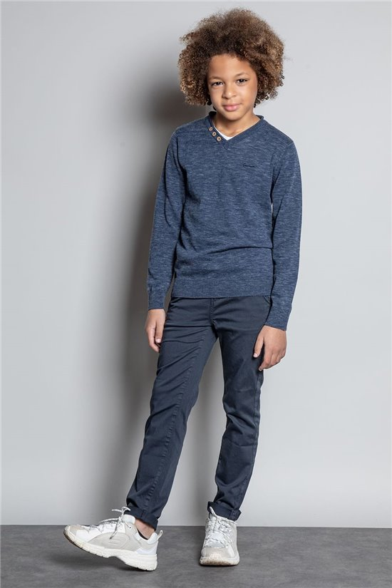 Pant CHINOS LAWSON Boy W207009B (55423) - DEELUXE-SHOP