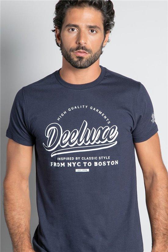T-shirt T-SHIRT SAKE Man W20130M (55488) - DEELUXE-SHOP