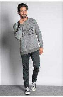 Sweatshirt SWEATSHIRT MERIBEL Man W20530M (55508) - DEELUXE-SHOP
