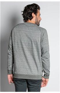 Sweatshirt SWEATSHIRT MERIBEL Man W20530M (55511) - DEELUXE-SHOP