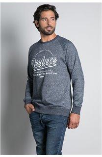 Sweatshirt SWEATSHIRT MERIBEL Man W20530M (55513) - DEELUXE-SHOP
