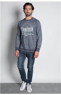 Sweatshirt SWEATSHIRT MERIBEL Man W20530M (55514) - DEELUXE-SHOP