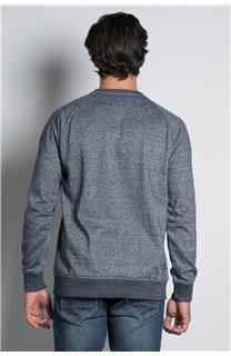 Sweatshirt SWEATSHIRT MERIBEL Man W20530M (55516) - DEELUXE-SHOP