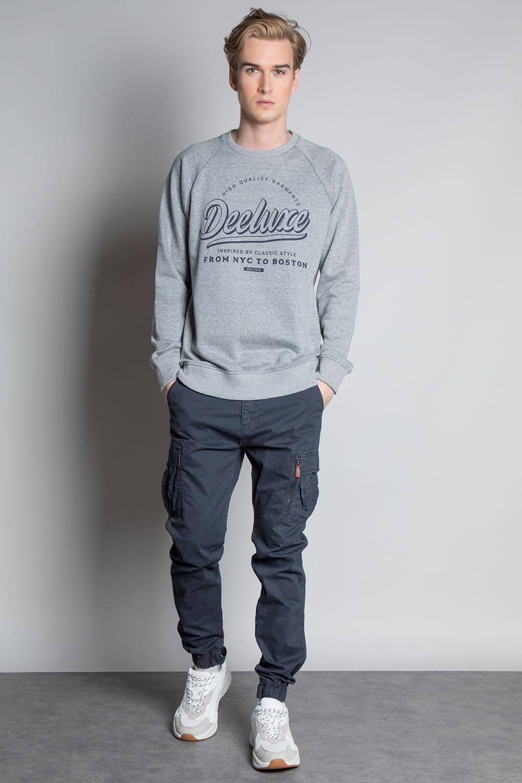 Sweatshirt SWEATSHIRT MERIBEL Man W20530M (55518) - DEELUXE-SHOP