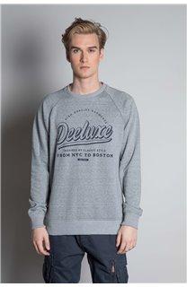 Sweatshirt SWEATSHIRT MERIBEL Man W20530M (55520) - DEELUXE-SHOP