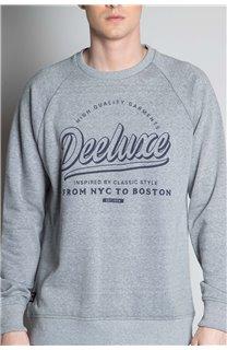 Sweatshirt SWEATSHIRT MERIBEL Man W20530M (55522) - DEELUXE-SHOP