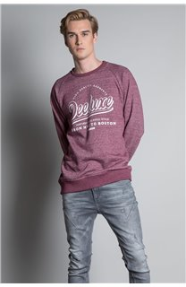 Sweatshirt SWEATSHIRT MERIBEL Man W20530M (55523) - DEELUXE-SHOP
