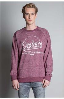 Sweatshirt SWEATSHIRT MERIBEL Man W20530M (55525) - DEELUXE-SHOP