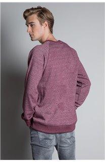 Sweatshirt SWEATSHIRT MERIBEL Man W20530M (55526) - DEELUXE-SHOP