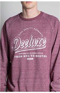 Sweatshirt SWEATSHIRT MERIBEL Man W20530M (55527) - DEELUXE-SHOP