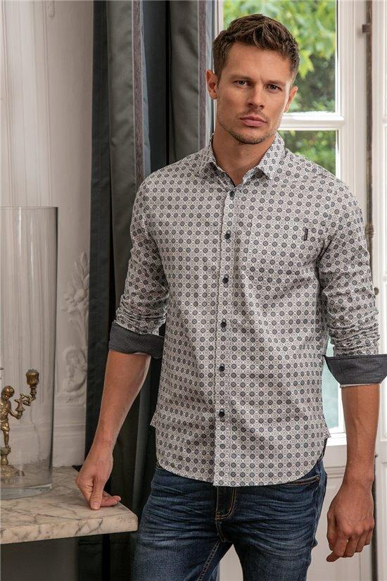 Shirt SHIRT BUSHWICK Man W20411M (55613) - DEELUXE-SHOP