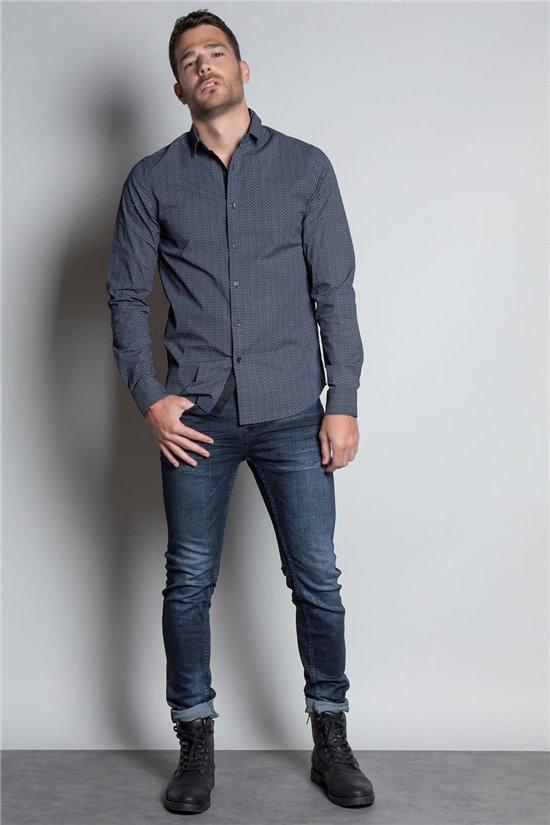 Shirt SHIRT SHINOBI Man W20407M (55636) - DEELUXE-SHOP
