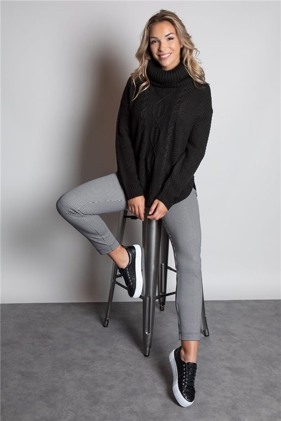 Sweater JUMPER JUMPY Woman W20322W (55675) - DEELUXE-SHOP