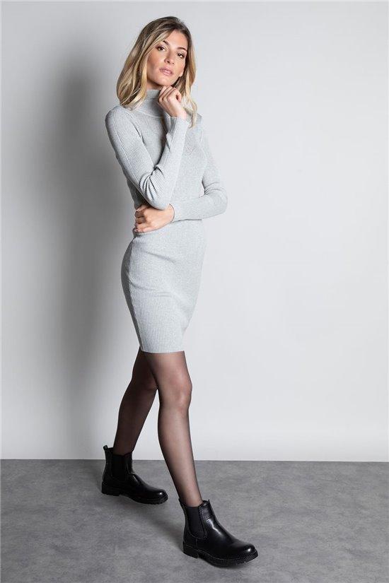 Dress DRESS ERICA Woman W20209W (55730) - DEELUXE-SHOP