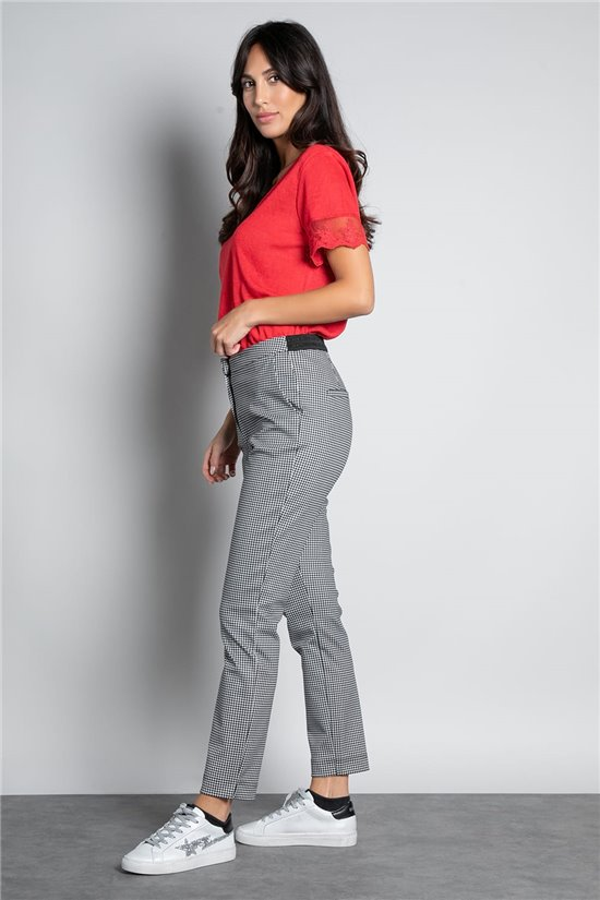 Pant TROUSERS EVERY Woman W20721W (55750) - DEELUXE-SHOP
