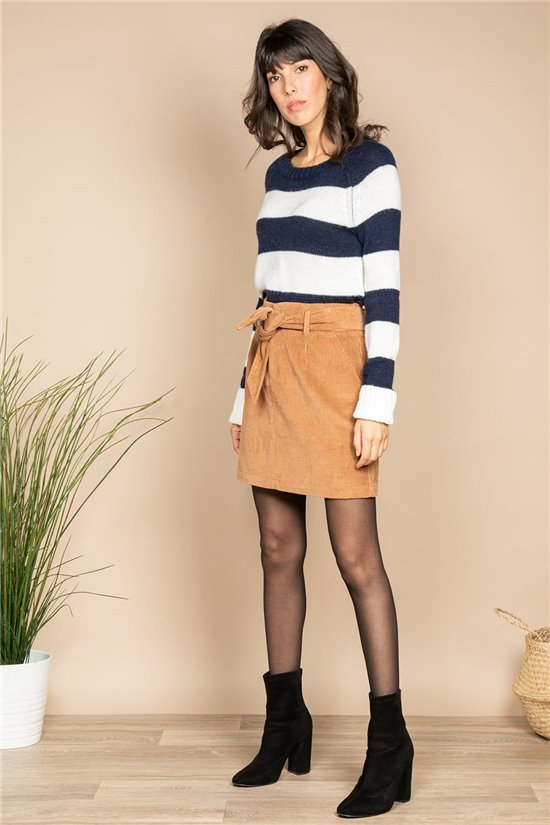 Sweater JUMPER STACY Woman W20302W (55765) - DEELUXE-SHOP