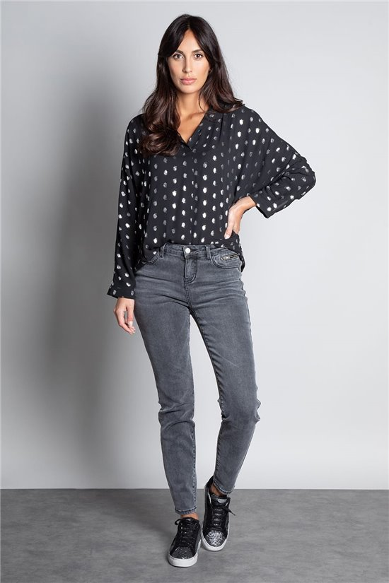Blouse BLOUSE WESTY Woman W20403W (55800) - DEELUXE-SHOP