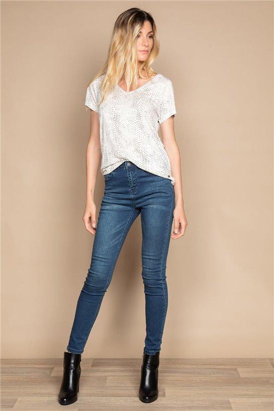 T-shirt T-SHIRT LORIA Woman W20101W (55820) - DEELUXE-SHOP