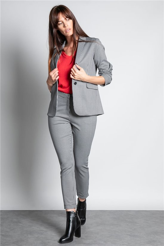 Jacket BLAZER DAILY Woman W20610W (55845) - DEELUXE-SHOP