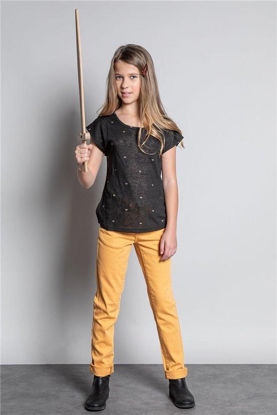 T-shirt T-SHIRT LOVELY Girl W20123G (55861) - DEELUXE-SHOP