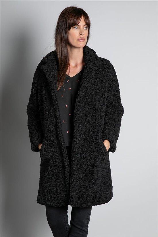 Manteau COAT MILDA Woman W20631W (55896) - DEELUXE-SHOP