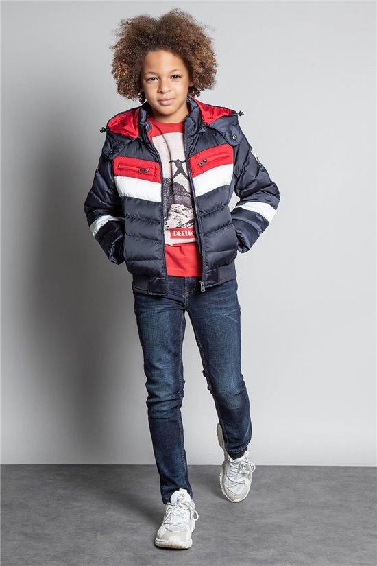 Puffy Jacket JACKET STORM Boy W20649B (56033) - DEELUXE-SHOP