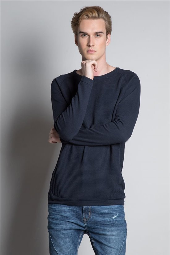 Sweater PULL MITCHELL Man W20316M (56043) - DEELUXE-SHOP