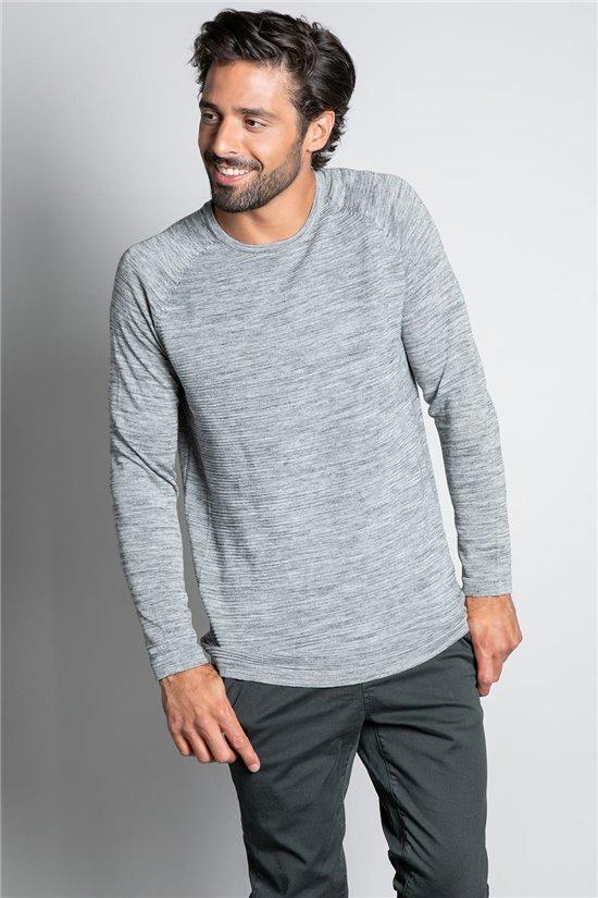 Sweater PULL MITCHELL Man W20316M (56043) - DEELUXE-SHOP