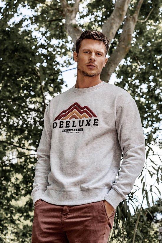 Sweatshirt SWEATSHIRT SNOWBIRD Man W20508M (56103) - DEELUXE-SHOP