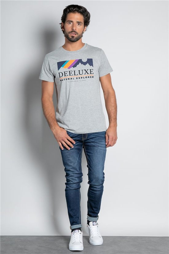 T-shirt T-SHIRT QUICKDRAW Man W20105M (56332) - DEELUXE-SHOP