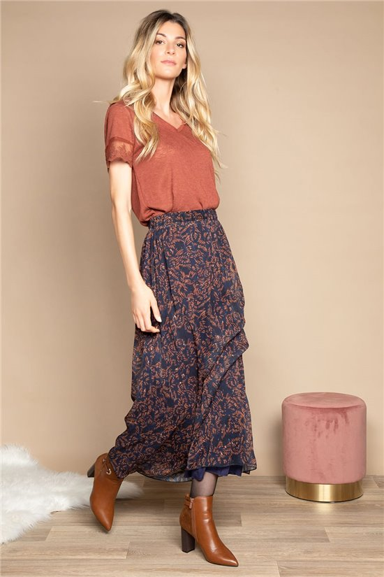 Skirt SKIRT PILA Woman W20762W (56447) - DEELUXE-SHOP