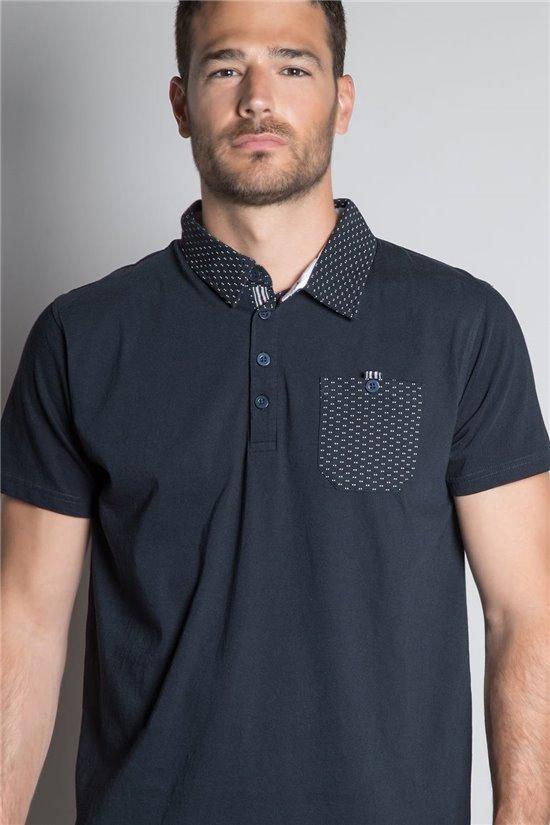 Polo shirt POLO NIKKO Man W20205M (56606) - DEELUXE-SHOP