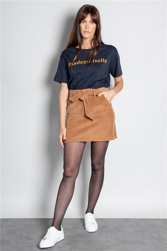 T-shirt T-SHIRT MISS Woman W20120W (56657) - DEELUXE-SHOP