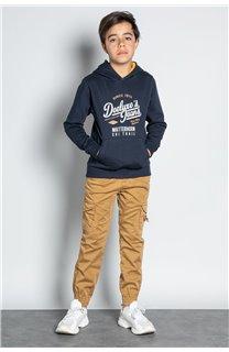 Pant TROUSERS GARDEN Boy W207017B (56681) - DEELUXE-SHOP