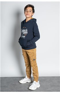 Pant TROUSERS GARDEN Boy W207017B (56682) - DEELUXE-SHOP