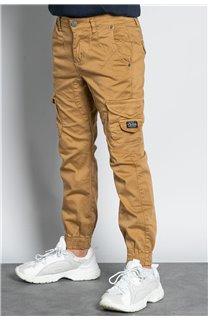 Pant TROUSERS GARDEN Boy W207017B (56683) - DEELUXE-SHOP