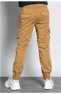 Pant TROUSERS GARDEN Boy W207017B (56684) - DEELUXE-SHOP