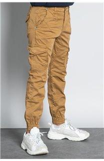 Pant TROUSERS GARDEN Boy W207017B (56685) - DEELUXE-SHOP
