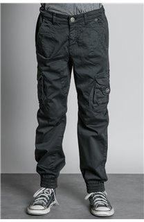 Pant TROUSERS GARDEN Boy W207017B (56688) - DEELUXE-SHOP