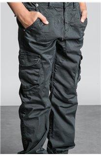 Pant TROUSERS GARDEN Boy W207017B (56690) - DEELUXE-SHOP