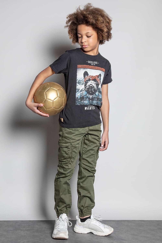 Pant TROUSERS GARDEN Boy W207017B (56696) - DEELUXE-SHOP