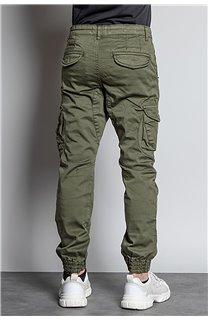 Pant TROUSERS GARDEN Boy W207017B (56699) - DEELUXE-SHOP